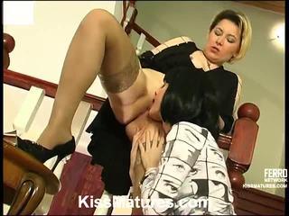 मिश्रण की cecilia, elsa, ninon द्वारा kiss परिपक्व