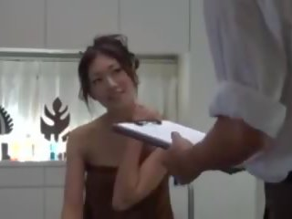 Reiko Kobayakawa Need a Massage, Free Porn 4f