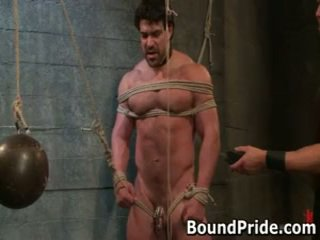 Brenn And Chad In ExtraorDinary Gay Slavery And Torture 17 By Boundpride