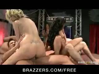 BRAZZERS LIVE SHOW - Ava Addams, Phoenix Marie, Katie Kox, Tiffan