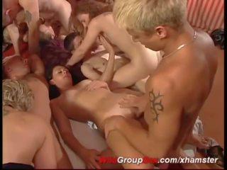 Vācieši svingeri klubs orgija, bezmaksas svingeri orgija porno video cd
