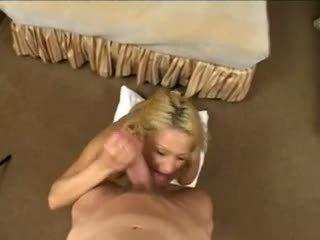 facial, blonde babe, shyla