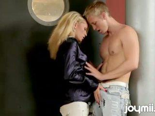 blondinke, sesanje