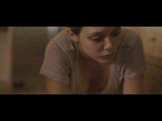 Elizabeth olsen chaud nude/sex scènes