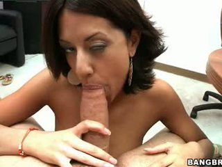 Ravishing Babe Layla Storm Taking A Soaked Cock In Her Mouth Like A Popcicle