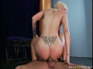 Horny Massive Boobs Candy Manson Anal Plowed