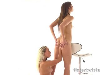 anal, lesbian, fisted