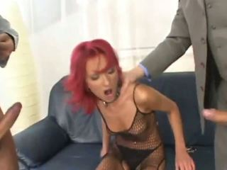 Angela winter dp kolmekesi, tasuta anaal hd porno f0