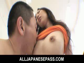 Noeru Fujik oriental Babe fucked by her horny boyfriend