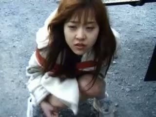 Koreai punci beautifully destroyed