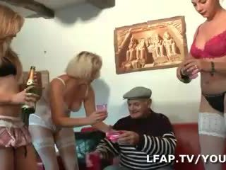 4 culs francais kaataa l anniv de papy
