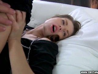 Apertada anal jovem grávida 7