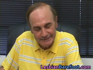 Лесбіянка манда і мудак licking