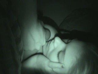 Lacey durmiendo