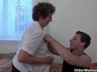 Lustful mbah gets her upslika asshole fingered and fucked