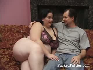 Tainnutus rasva tyttö kanssa valtava tiainen getting penetrated mukaan two iso cocks