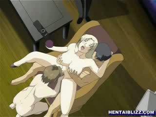 karikatūra, hentai, toon