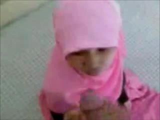 Turkish-arabic-asian hijapp مزيج photo 12