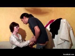 Perempuan tua anal seks tiga orang, gratis dewasa porno video 51