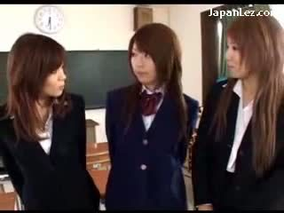japanse, lesbisch, aziatisch