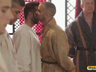 مثلي الجنس ملك الشرجي fucks أي شخص هو مطلوب إلى