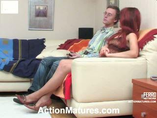 Alana і tobias marvelous мама onto відео дію