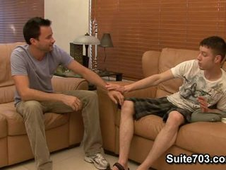 David scott meets een nieuw homosexual ally