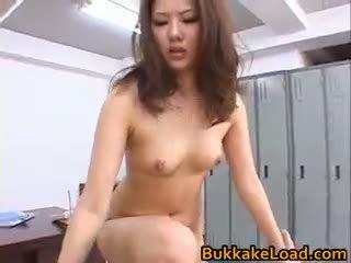 Aya matsuki 뿔의 아시아의 인형 enjoys 섹스 part1