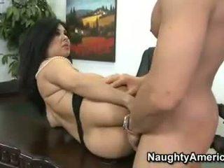 Lusty liels boobed jaylene rio wants līdz nokļūt viņai jugs creamed pēc viens karstās bang