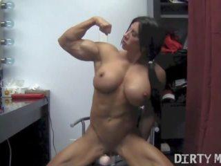 brinquedos sexuais, muscular women