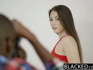 BLACKED Teen Alexis Rodriguez With Perfect Ass Loves BBC