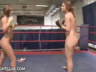 NudeFightClub presents Peaches vs Debb...