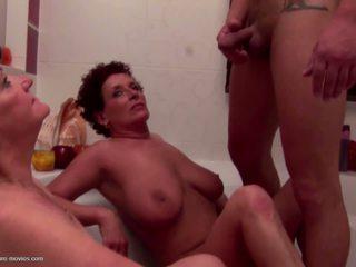 Urineren groep seks met rijpt zonder limits: gratis porno aa