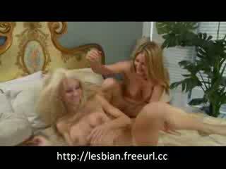 Blonde lesbians fucking