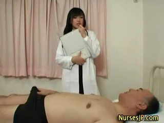 japanisch, krankenschwestern, japan