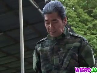 Wierd japonsko: japonské milfka got tied hore a tortured nahý