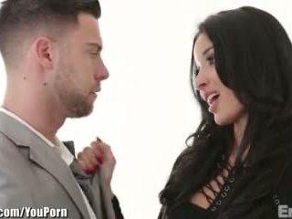 EroticaX Anissa Kate Succombs To Seth Gamble