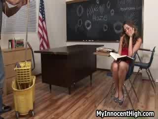réel porno, collège, nouveau college girl en ligne