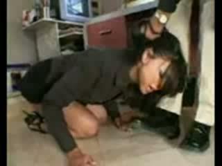Stupid employee brutally destroyed iki frustrated bosas