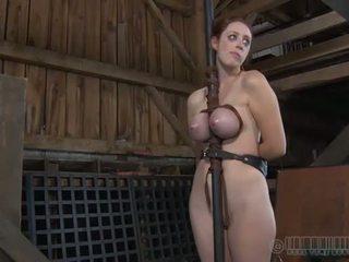 Hot whipping til beautys rumpe
