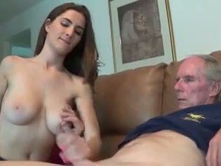 big boobs, senas + young, handjobs
