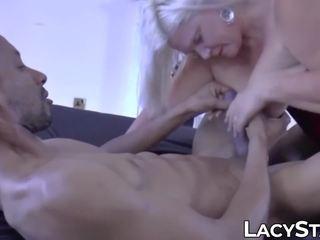 বিবিসি, বৃদ্ধা, বড় tits