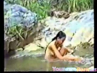 Draguta vietnamez adolescenta