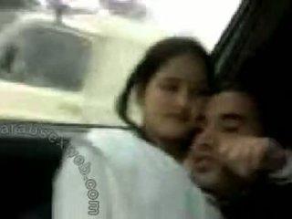 セクシー algerian ティーン flashing-asw213