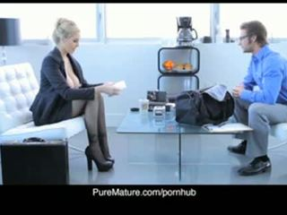Puremature julia anns seksuāls bizness sanāksme