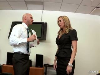 liels dicks, lielas krūtis, birojs