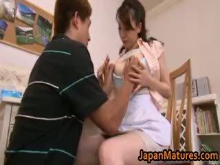 Erena tachibana küpsemad jaapani naine part3