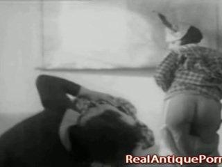 1920s school- porno!