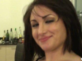 Amazing Gabriella fucking on camera