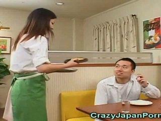 tieten, jong, japanse